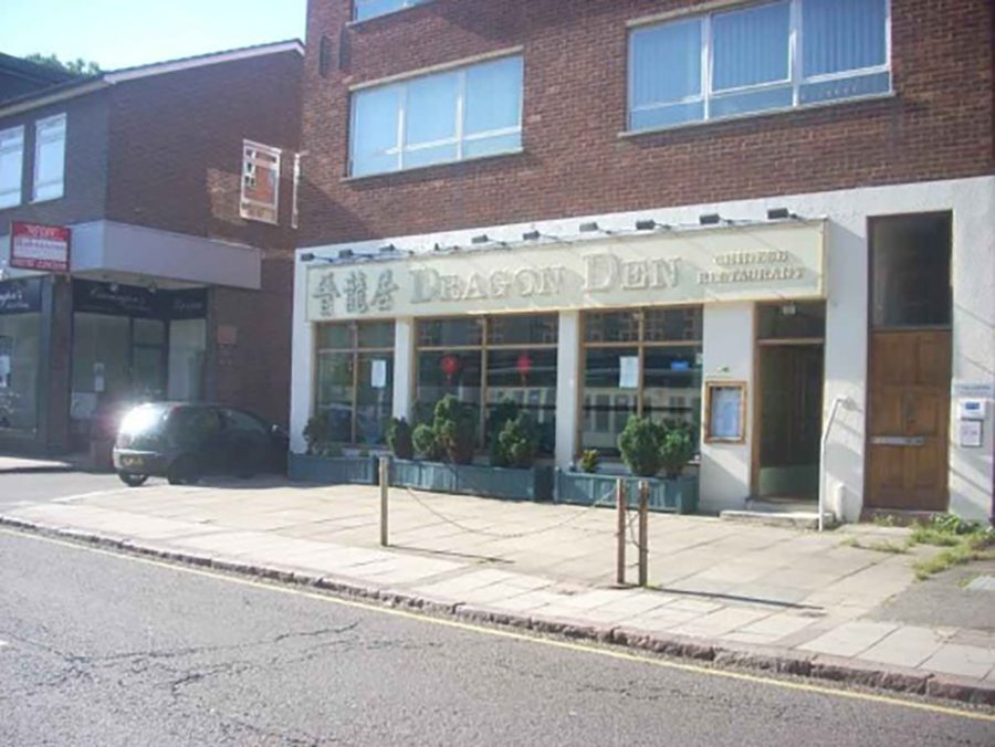 Get Planning and Architecture - Appeal for a Restaurant front dining terrace in Ewell