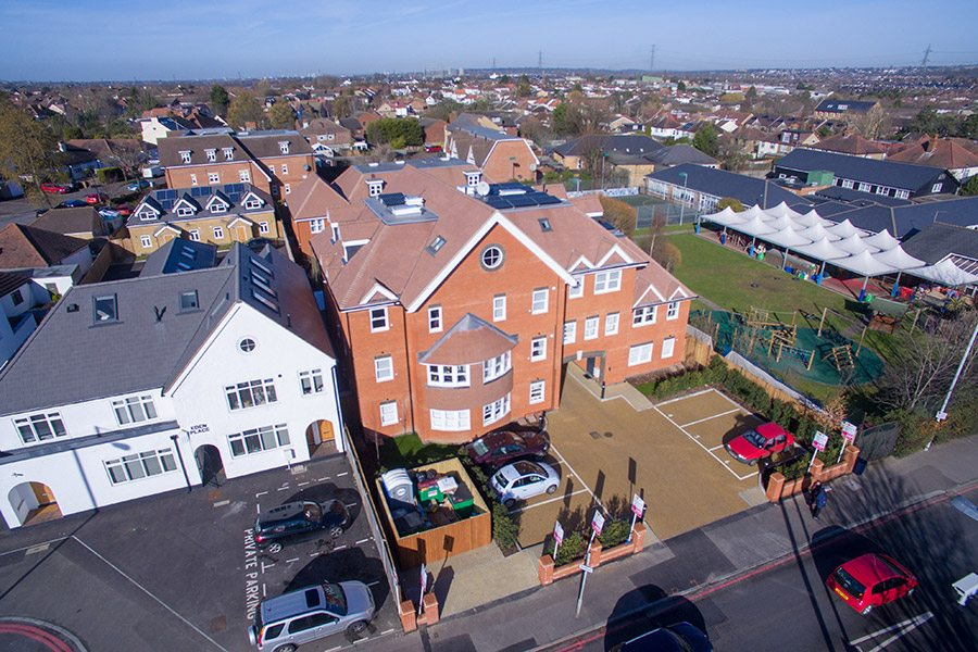 Get Planning and Architecture - Large scale development in Sutton